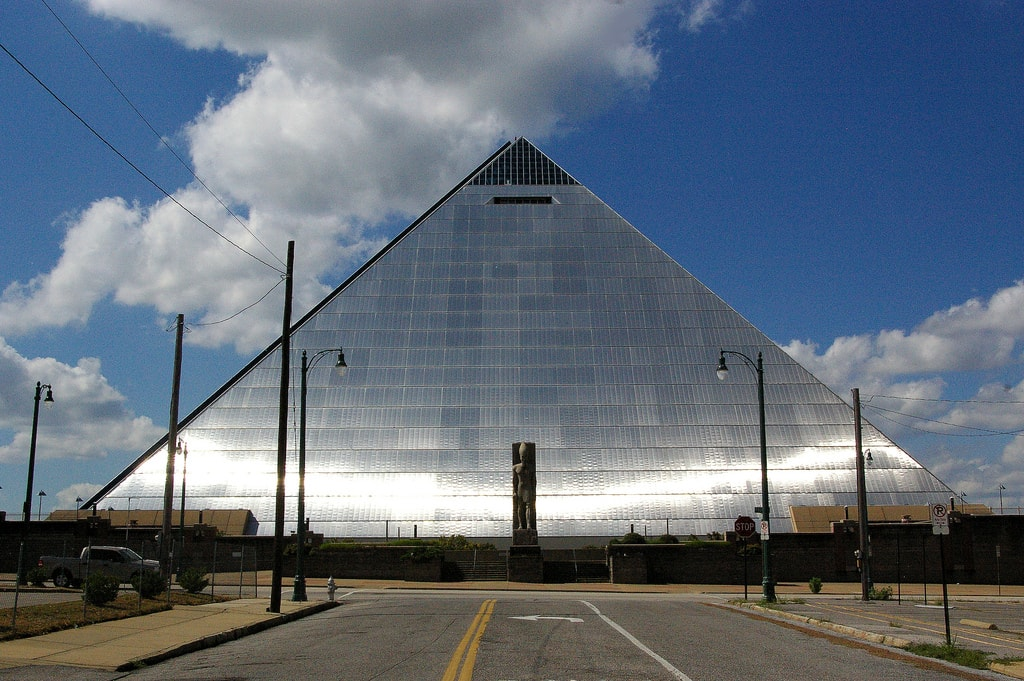 The Most Beautiful Buildings In Memphis