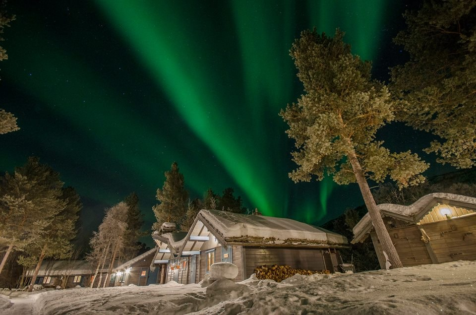 Bodo Norway Northern Lights