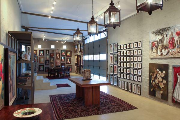 Of Pretoria' Top Art Galleries