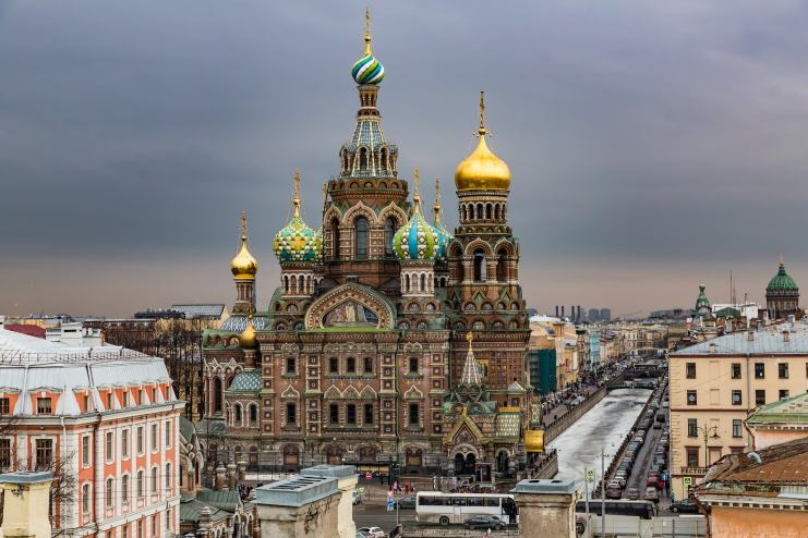 10 Moments That Defined St Petersburg