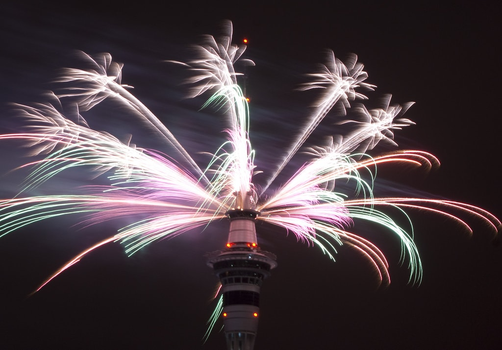 How To Spend New Years Eve in Auckland New Zealand