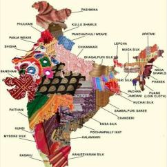 Funny Bar Diagram 4th Grade Digestive System These Beautiful Maps Of Pakistan And India Show Each Region's Textiles