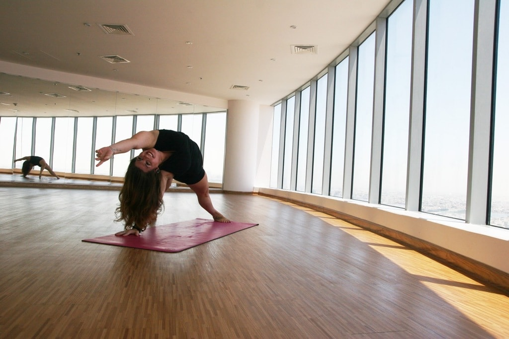 The Best Yoga Studios in Dubai