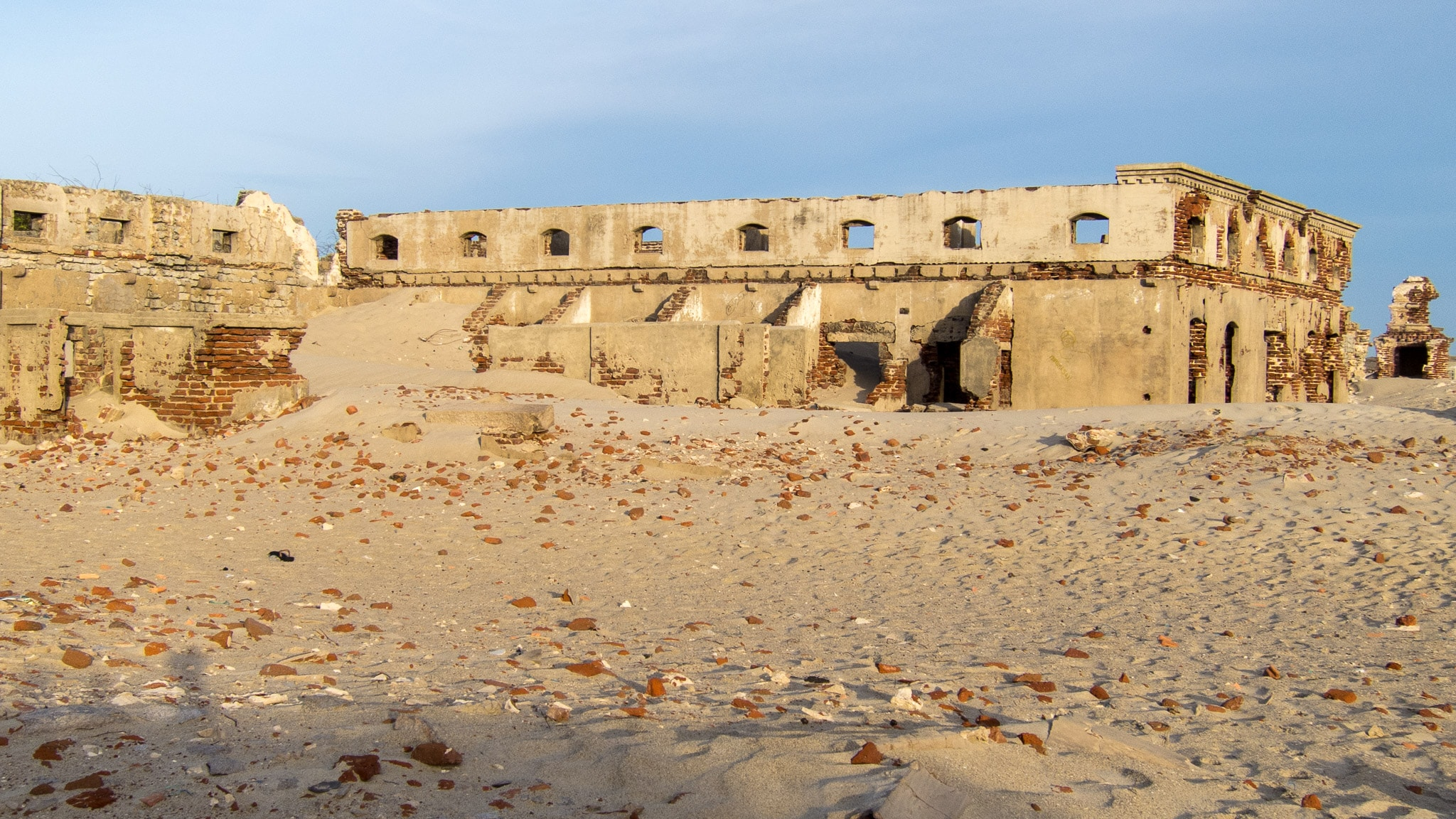 The Story Behind The Lost Land Of Dhanushkodi In India