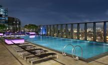 7 Rooftop Swimming Pools In Hong Kong