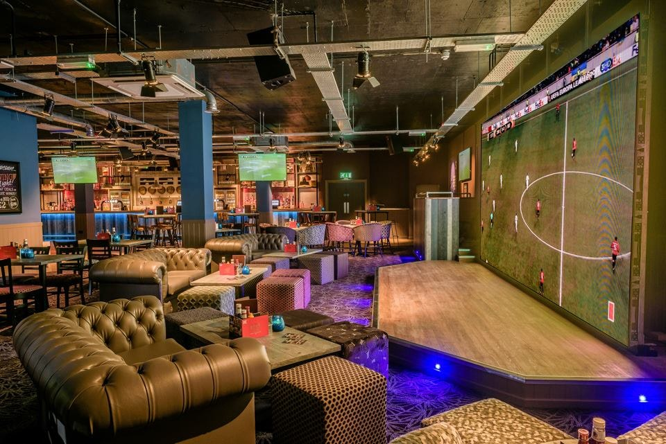 The Best Sports Bars In Birmingham
