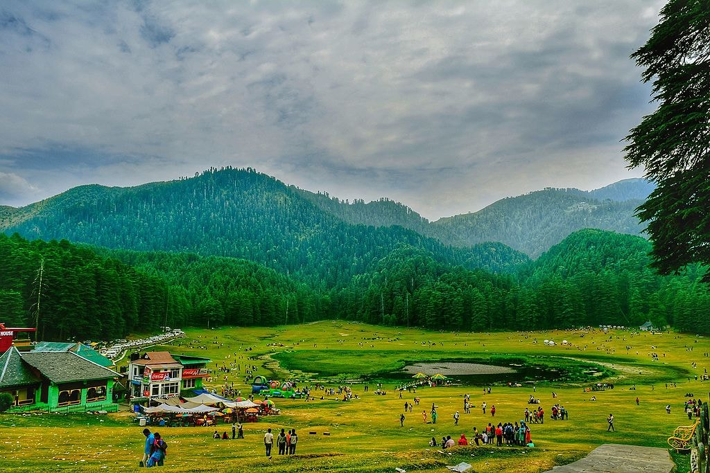 A Guide To Khajjiar Indias Mini Switzerland