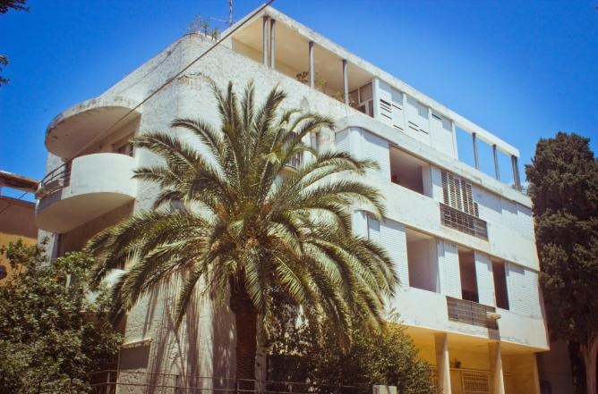 10 Stunning Bauhaus Buildings In Tel Aviv