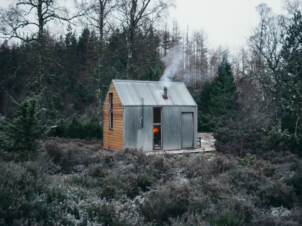 These Scottish Bothies Are the Perfect OffGrid Paradise