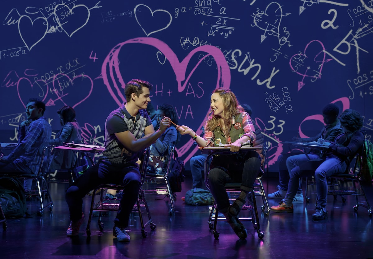 Mean Girls Means Business On Broadway