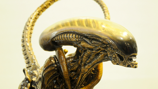 Family's Easter marred by accidental purchase of xenomorph eggs