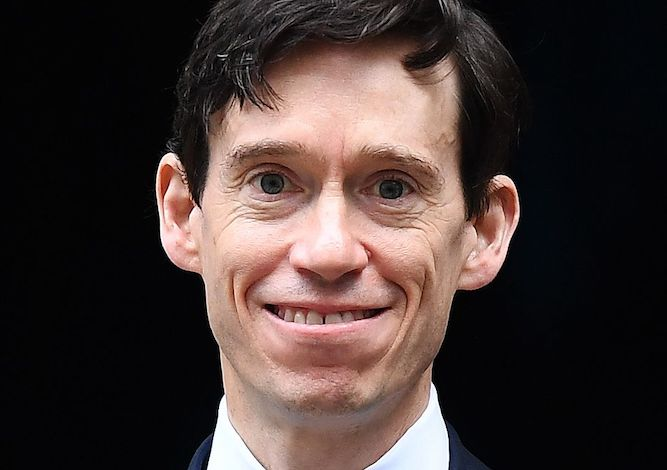 Corbyn secretly in love with Rory Stewart