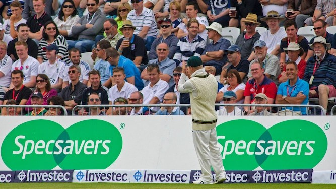 Cricket fans ready to trash Waitrose if England win World Cup
