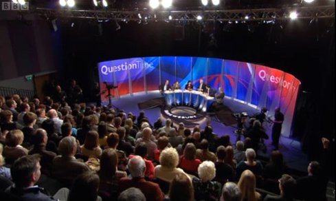 Question Time audience 'main reason country is so f*cked'