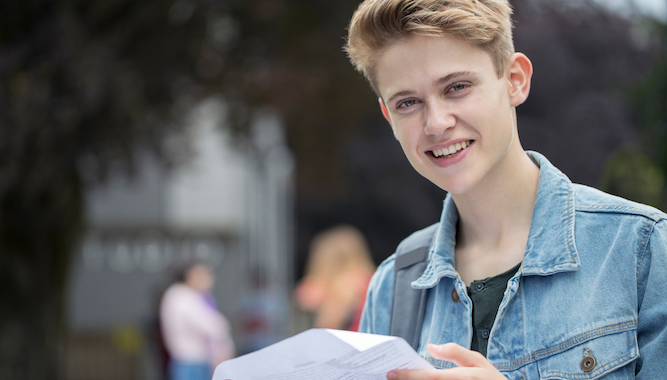 How to be a miserable d*ck about other people's GCSE results