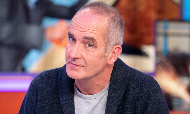 Kevin McCloud over-budget, living in caravan and pregnant