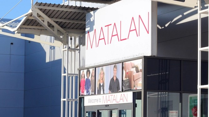 Matalan's new slogan 'For the mum who's given up on life'
