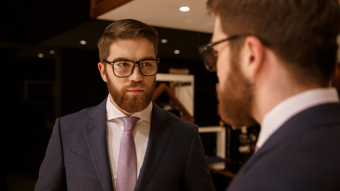 Man who is his own boss should have fired himself a year ago