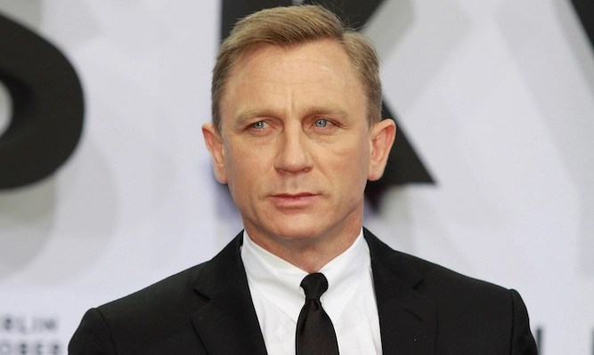 Producers reassure fans James Bond will still be a prick