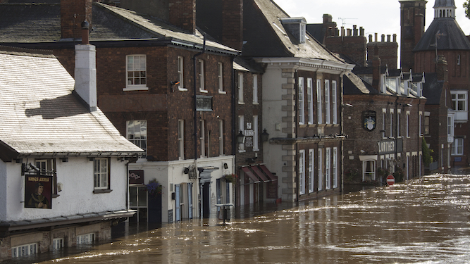 Boris Johnson's flood advice for commoners