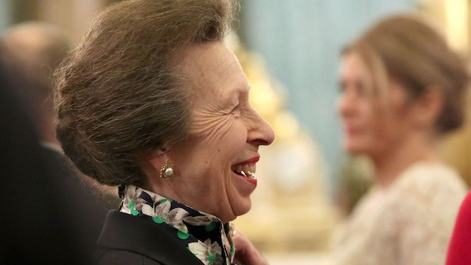 Six reasons to thank f**k for Princess Anne