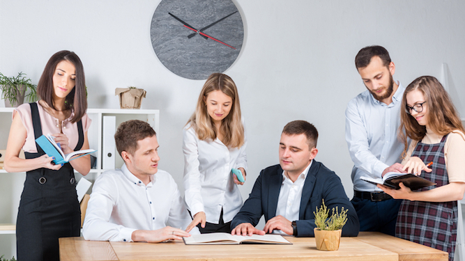 Entire office poised to quit once Christmas bonus is paid