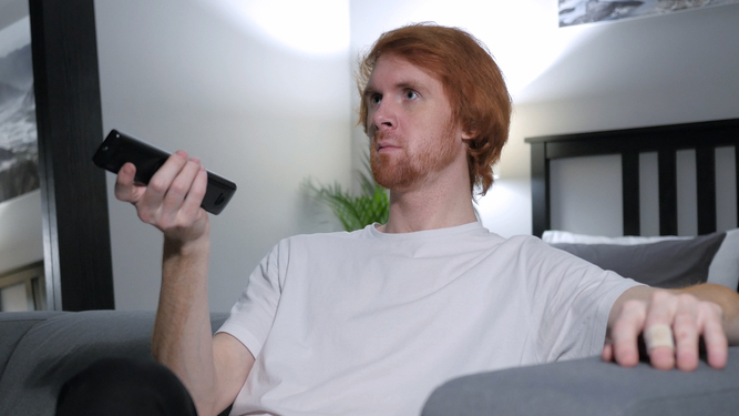 Man unable to stop watching TV show he hates