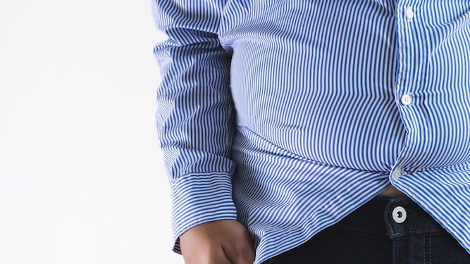 40-year-old man unaware he has 40-year-old metabolism
