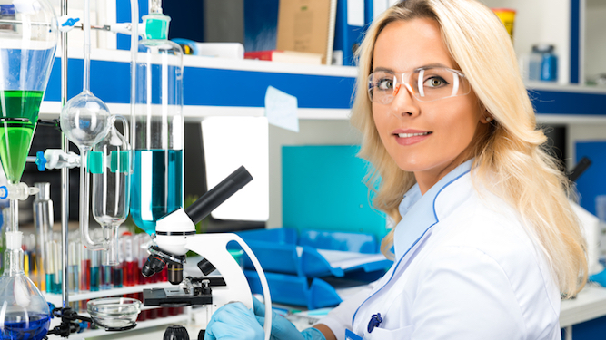 Female physicist trying to pinpoint exact times of prosecco and gin o'clock