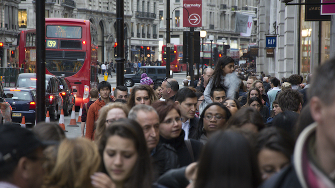London must return to being a living hell or our economy is doomed