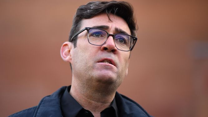 Andy Burnham is the Northern Christ