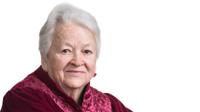 Gran still believes a fiver is a decent gift