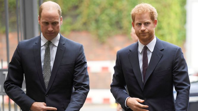 How Harry and William will be kept out of pinching distance