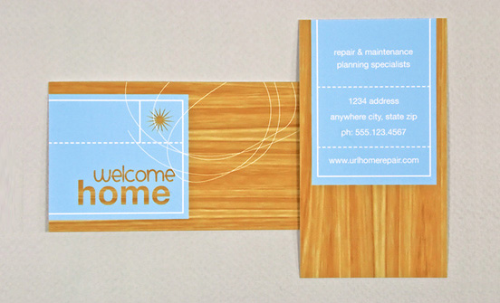 Home Repair Business Card Business Cards The Design Inspiration