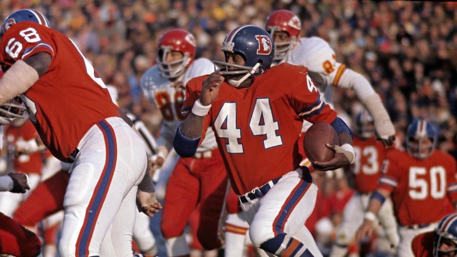 Throwback Thursday: Denver Broncos Hall of Famer Floyd Little