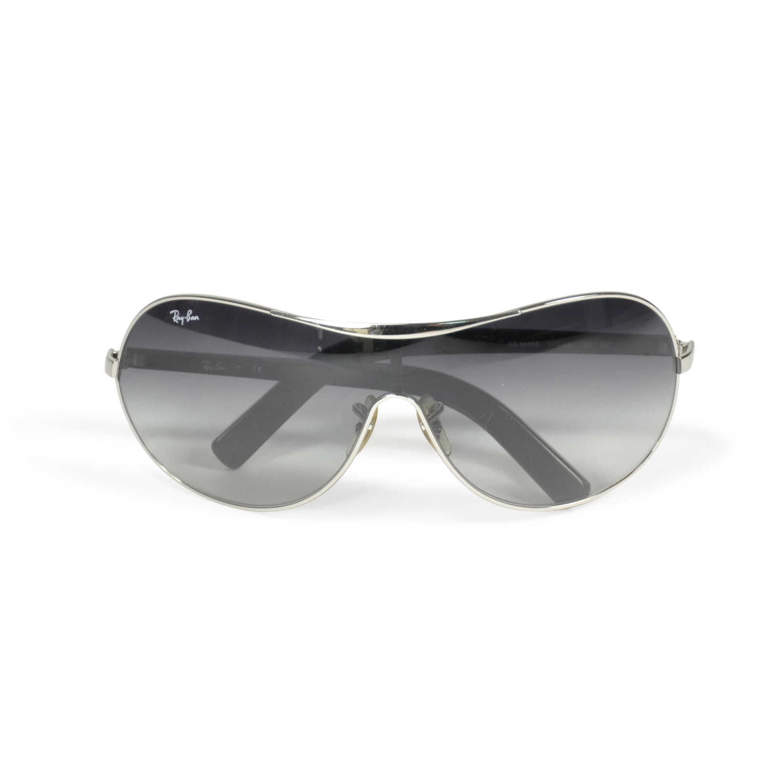 Authentic Hand Ray Ban Wrap Aviator-style
