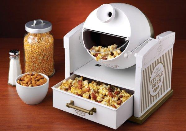 Kettle Corn Maker Gadget Flow