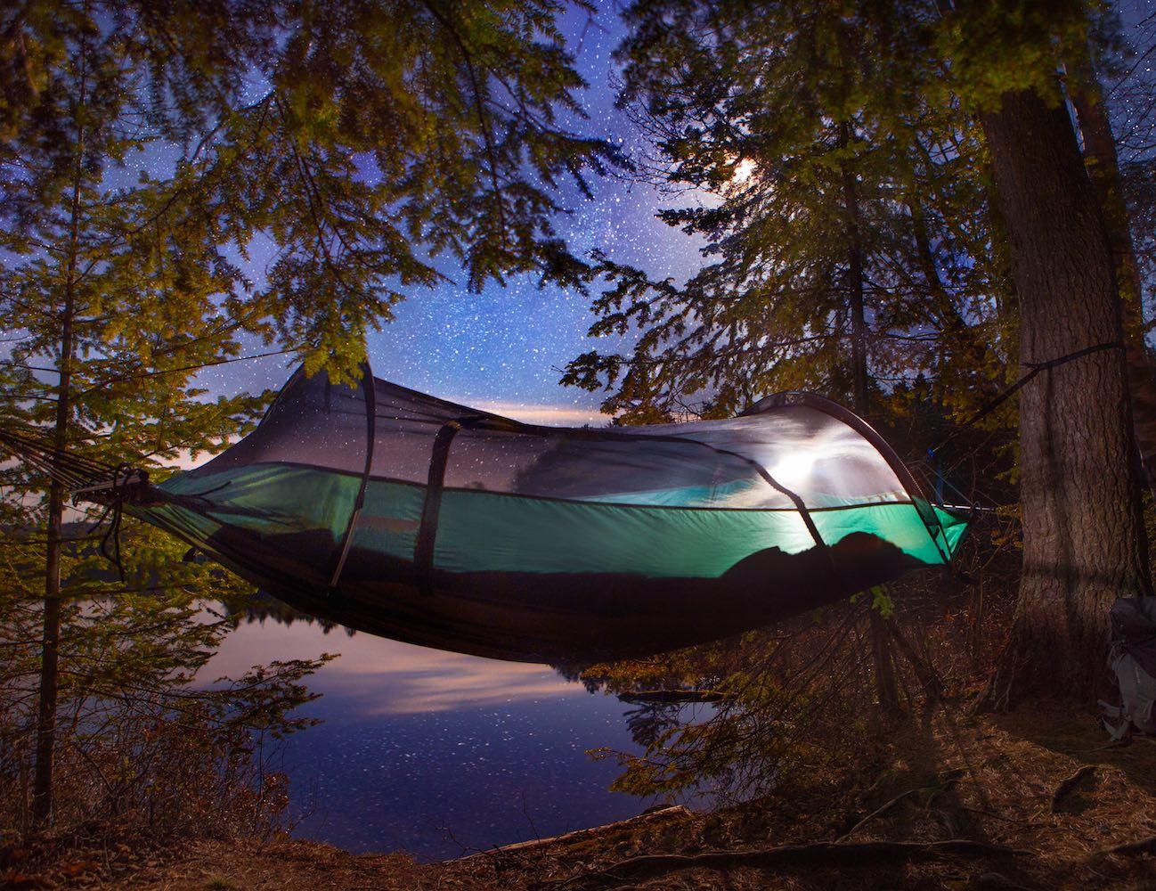Lawson Hammock Blue Ridge Camping Hammock Review  The