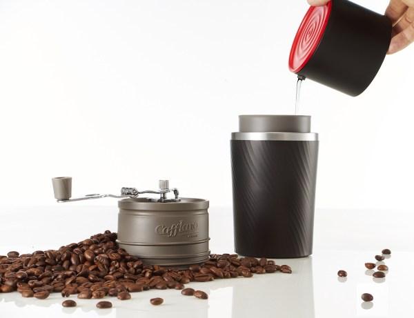 Portable -in- Coffee Maker Gadget Flow