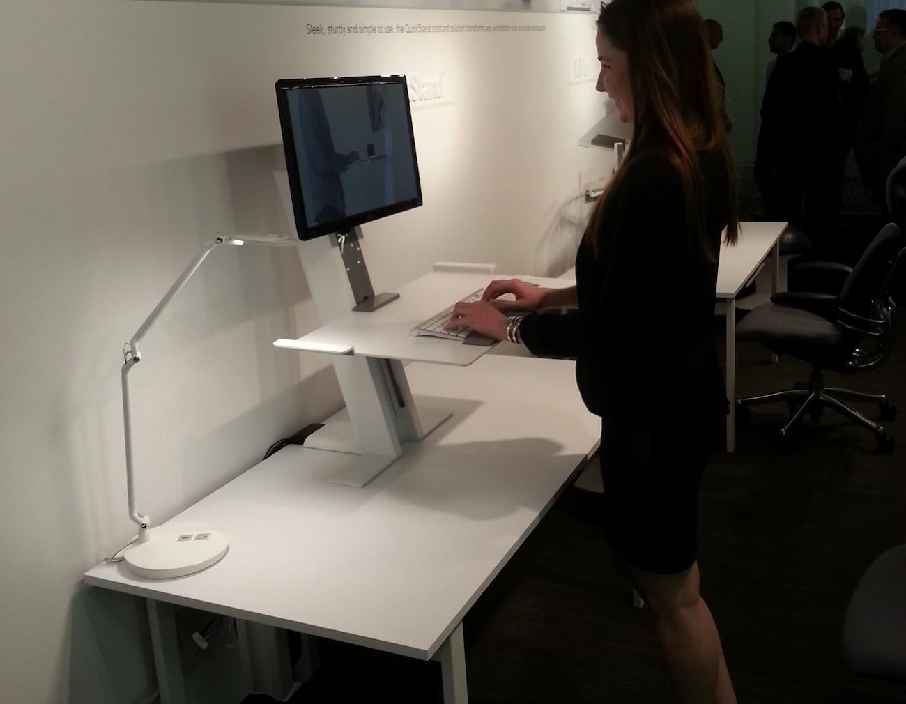 Humanscale Desk
