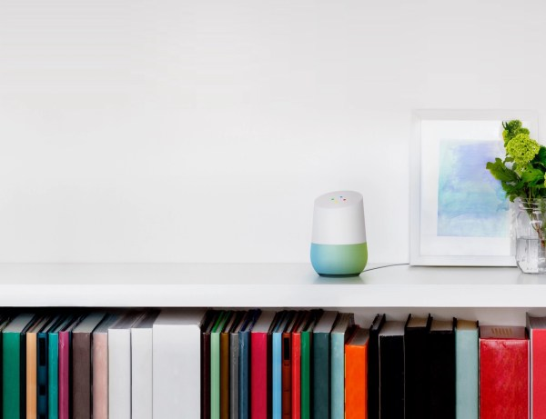 Google Home - Voice Activated Smart Assistant Gadget Flow