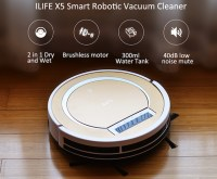 ILIFE X5 - Smart Robotic Vacuum Cleaner Review  The ...
