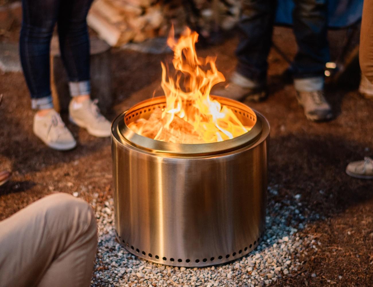 Solo Stove Bonfire  The Worlds Most Unique Fire Pit