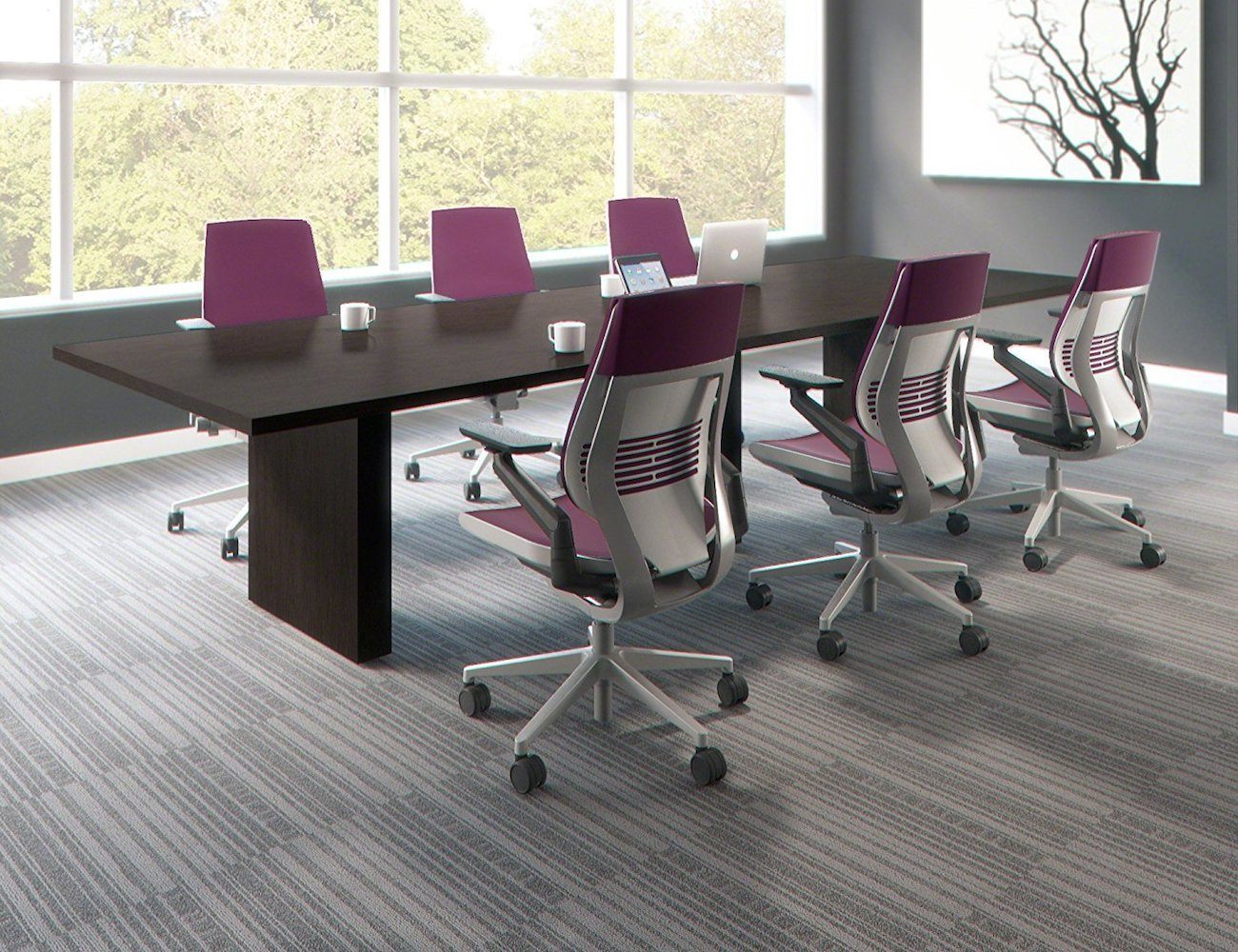 steelcase gesture chair office star products ergonomic review  the gadget flow