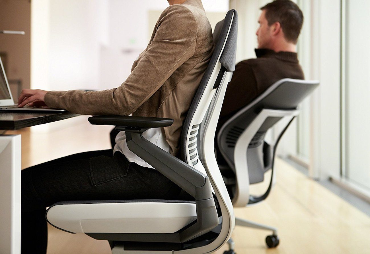 steelcase gesture chair infant sleeper ergonomic review  the gadget flow