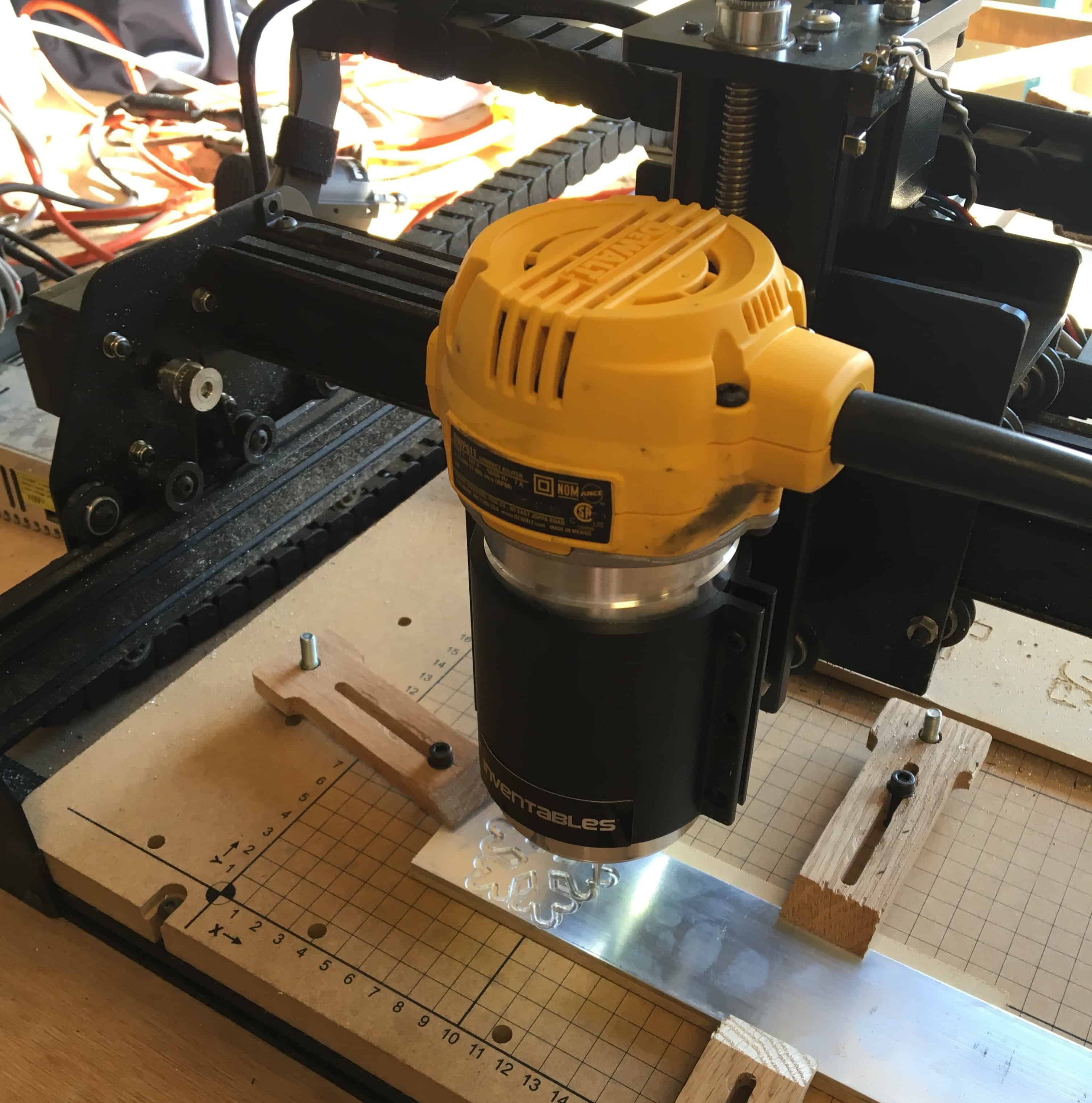 Dewalt 611 Router Collet
