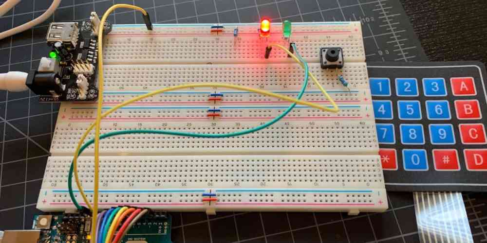 medium resolution of how to setup a keypad on an arduino