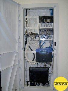 Diy Home Network Rack : network, Network