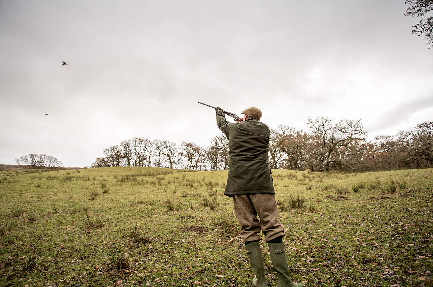Shooting Tips How To Perfect Partridge The Gentlemans