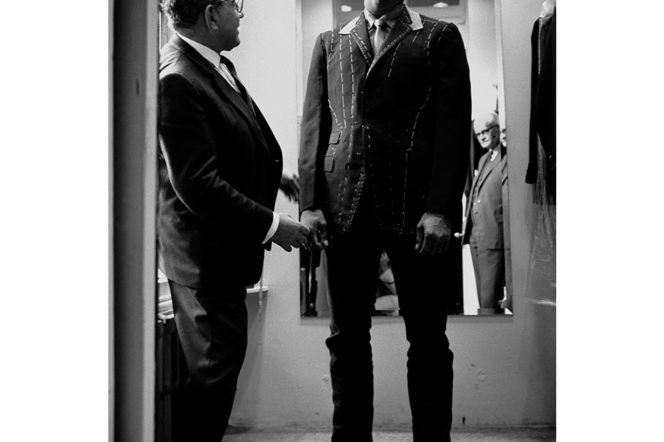 lifestyle  Tips for buying a bespoke suit